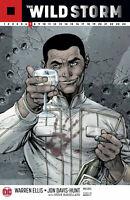 WILD STORM #7 DC COMICS VARIANT COVER  JIM LEE