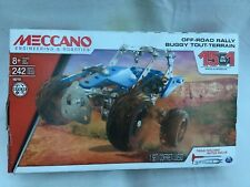 Meccano Off-Road Rally Buggy 15 In 1 UNUSED NEW