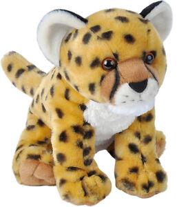 Cheetah Cub Plush Stuffed SoftToy 30cm/12in  by Wild Republic