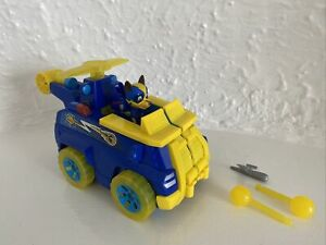 PAW PATROL CHASE MIGHTY PUPS VEHICLE