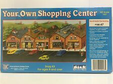 IHC, Cards & Gifts, HO SCALE 1:87, PLASTIC MODEL KIT, #100-47