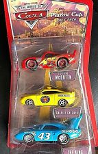 DISNEY PIXAR CARS MODELLINI: PISTON CUP GIFT PACK THE KING