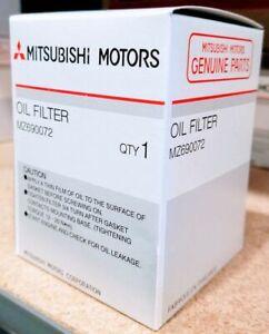 Genuine Mitsubishi Oil Filter MZ690072