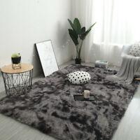 Shaggy Rugs Soft Large Fluffy Area Rug Mat Living Room Bedroom Floor Carpet