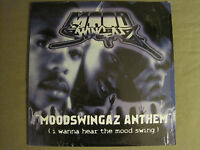 "MOODSWINGAZ ANTHEM / MUSSLIN' 12"" OG '99 KARMIS RANDOM RAP HIP HOP NM IN SHRINK!"