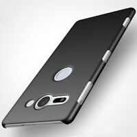 For Sony Xperia Z5 Z4 Z3 Z2 Z1 Compact Shockproof Hard Back Slim Matt Case Cover