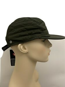 Lululemon Pinnacle Warmth Hat NWT Size XS/S DKOV Green Primaloft Insulated