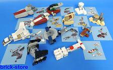 LEGO CALENDRIER D'AVENT 75146 / 11 MICRO KITS DE MONTAGE / VAISSEAUX / BÂTIMENT