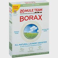 20 Mule Team BORAX Laundry Detergent & Booster 65oz Multi Purpose Cleaner #00201