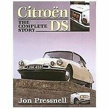 Citroen DS: The Complete Story (Hardback or Cased Book)