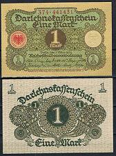 ALEMANIA - GERMANY,  1 MARK 1920 Pick 58    SC  UNC