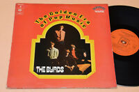 THE BYRDS 2 LP ORIGINAL PRESS OLANDA CBS ORANGE LABEL-GATEFOLD COVER EX