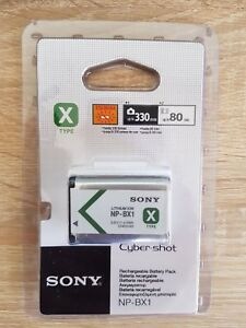 Sony NP-BX1 battery for RX100 HX300 WX300 AS15 digital camera OEM NP BX1 NEW