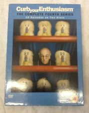 Curb Your Enthusiasm - Series 4 - Complete (DVD, 2005, 2-Disc Set) [Region 2] UK