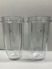Replacement Part for NutriBullet 600W 900W 32 Oz Large Tall Cup 2 Pack