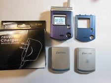 RARE VINTAGE *WORLD'S SMALLEST CAMERA PHONE*  Pantech PG-C3B 2G Cellular Phone