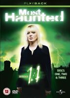 Most Haunted - Series 14 Complete Fourteenth Season - All Episode New UK R2 DVD