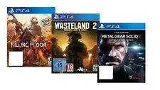 Ps4 bundle Killing Floor 2 Wasteland 2 Metal Gear Solid V