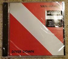 VAN HALEN - Diver Down - Brand New Remastered CD