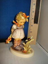 Hummel Will It Sting Exclusive Edition German Porcelain 5 inches #1500 Cab 2