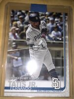 🔥 Fernando Tatis JR RC 2019 TOPPS UPDATE Series Rookie Debut US56 Padres