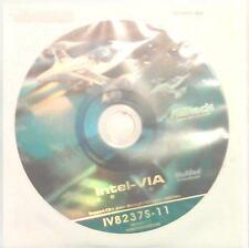 original ASRock Mainboard Treiber CD DVD 4CoreDual-SATA2 *45 Win XP Vista driver
