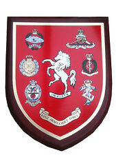 Kent Army Cadet Force Wall Plaque Military