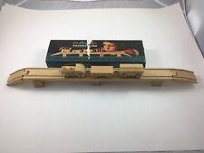 Vintage Playskool Skaneateles Wooden Train Set No S900