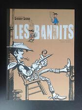 Album Lucky Luke Les bandits 2011 ETAT NEUF
