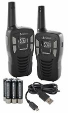 Cobra 22-Channel 2-Way Radio Walkie Talkie with Up to 16 Mile Range