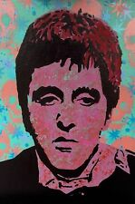 Al Pacino Scarface POP ART Chris P Jones