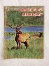 The American Rifleman Magazine December 1967 Royal Elk Gun Articles Color Gun Ad