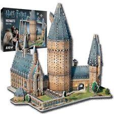 Wrebbit 34519 Harry Potter Hogwarts große halle 850 teile 3d Puzzle