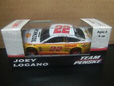 Joey Logano 2017 SHELL Darlington #22 Fusion 1/64 NASCAR Monster Energy Cup