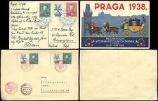 Handstamped Used George VI (1936-1952) European Stamps