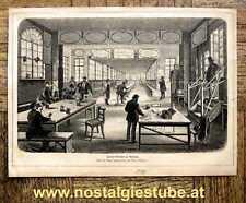 Original-Holzschnitte (1800-1899) aus Polen