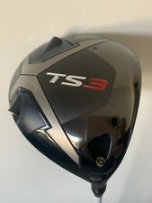 Titleist TS3 Driver 9.5.  Project X EvenFlow T1100 White 6.0S. 65 Grams R/H