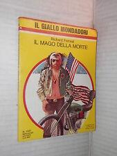 IL MAGO DELLA MORTE Richard Forrest Oriella Bobba giallo Mondadori 1531 1978 di