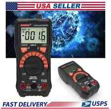 Digital Multimeter Voltmeter Ammeter UA9233E Portable LCD Display auto off   #2