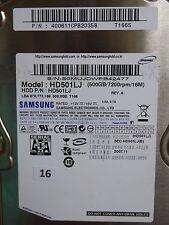 500GB Samsung HD501LJ | P/N: 400611CPB20358 | 2007.11 #16