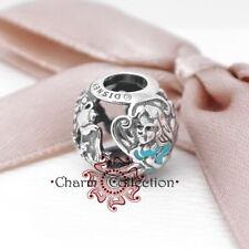 Pandora, Disney, S925, Alice's Tea Party Bracelet Charm, NEW, 791896ENMX