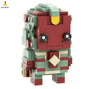 Marvel WandaVision Brickheadz Building Bricks Toys Set 188 Parts for Collection