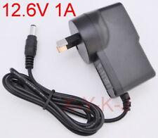 12.6V 1A AU 500mA -1000mA charger adapter for Lithium Ion Battery Li-ion LiPo