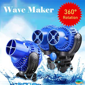SUNSUN 4000L/H-15000L/H Aquarium Fish Tank 360° Wave Maker Water Pump