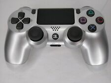 Sony Playstation 4 PS4 DualShock 4 Wireless Controller - Silver OEM