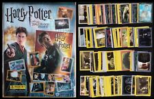 HARRY POTTER & THE HALF BLOOD PRINCE A NEAR SET OF 358 STICKERS + EMPTY ALBUM
