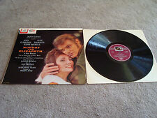 Martin and Elizabeth A New Musical EX UK Cast LP EMI His Master's Voice CSD-1575