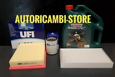 KIT FILTRI FIAT MULTIPLA 1.6 BENZINA NATURAL POWER BIPOWER + OLIO CASTROL 5W40