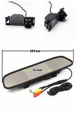 "For HYUNDAI IX35 TUCSON Car Backup Camera Reverse +4.3"" Rear View Mirror Monitor"