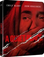 A Quiet Place Limited Steelbook Blu Ray